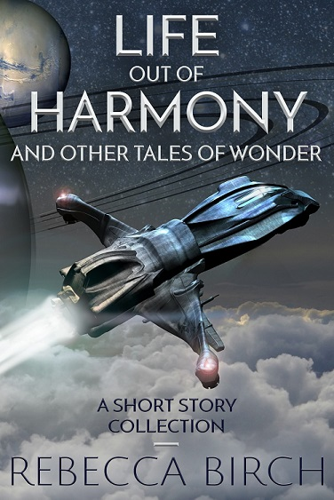 Life Out of Harmony Ebook Cover - Midsize